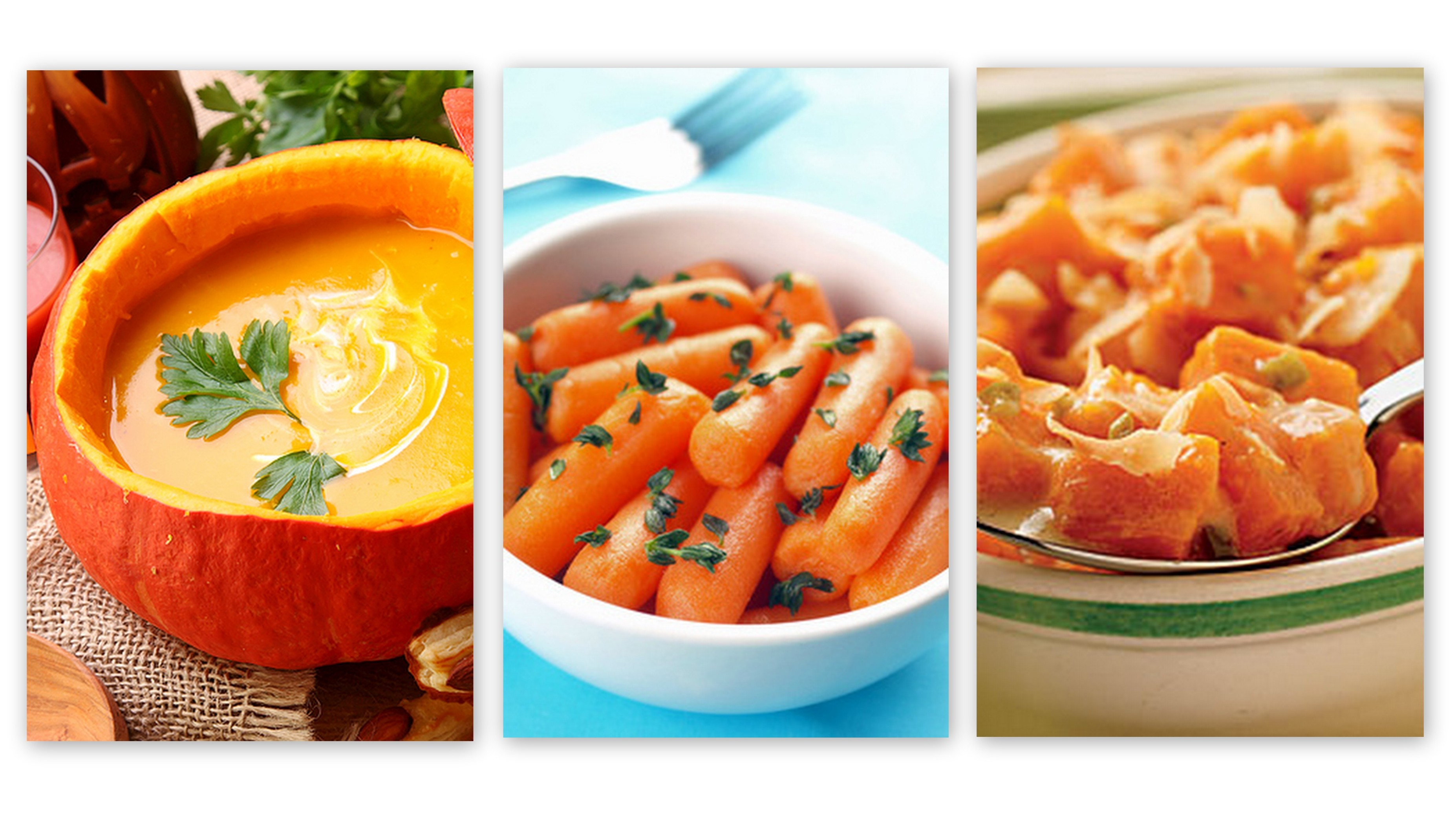 ... and healthy orange products that belongs to healthy autumn foods