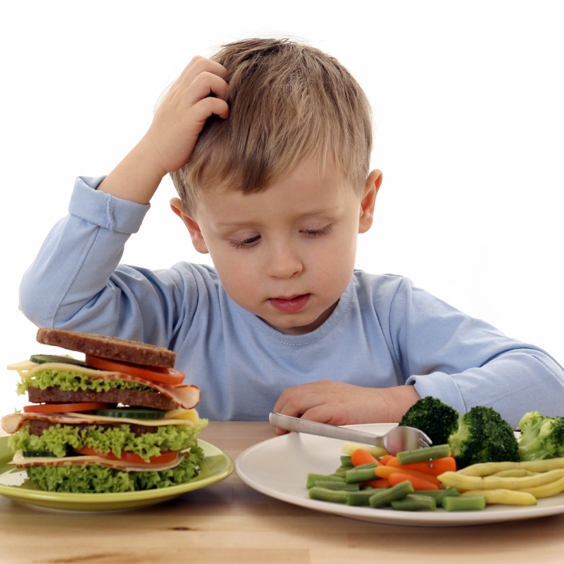 Healthy Foods and Children