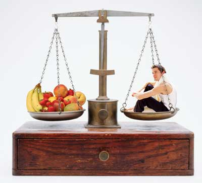 What Is A Balanced Nutrition ?
