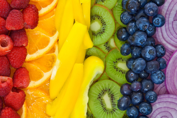 5 Reasons Why You Should Eat Multiple Colored Fruits