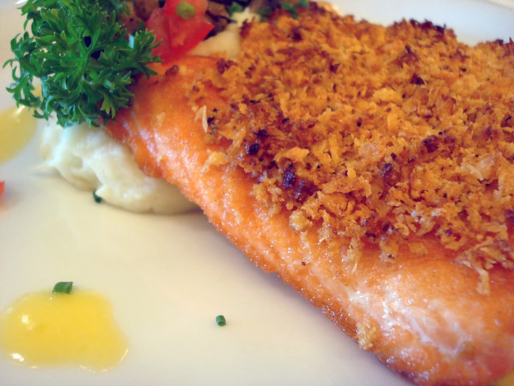 Baked salmon recipe for How to cook salmon fish
