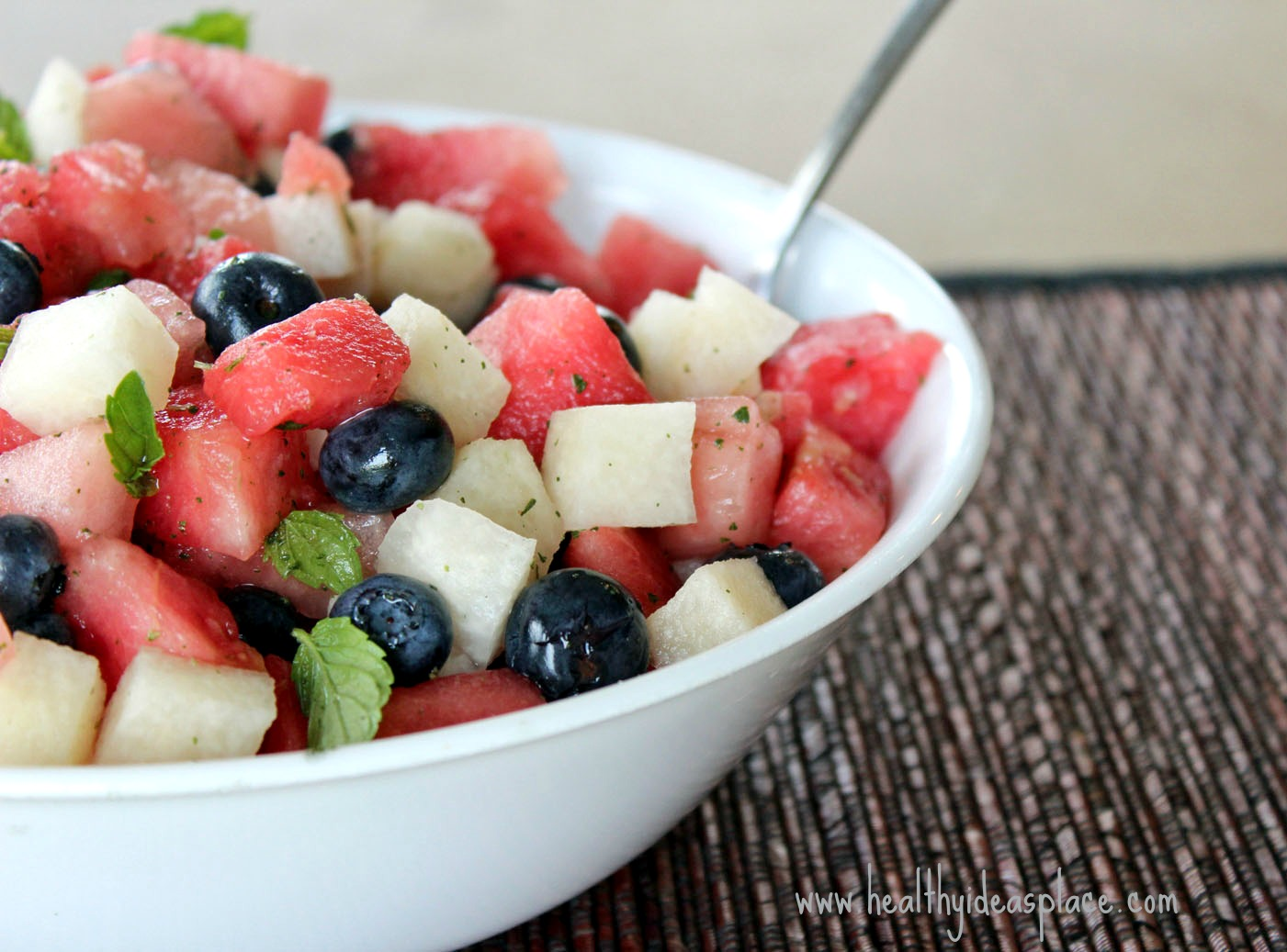 healthy fruit slice recipe for fruit salad