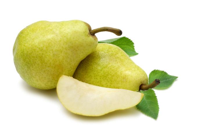 fruit is healthy pear fruit
