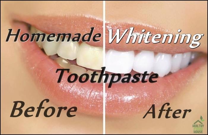 Herbs for teeth whitening
