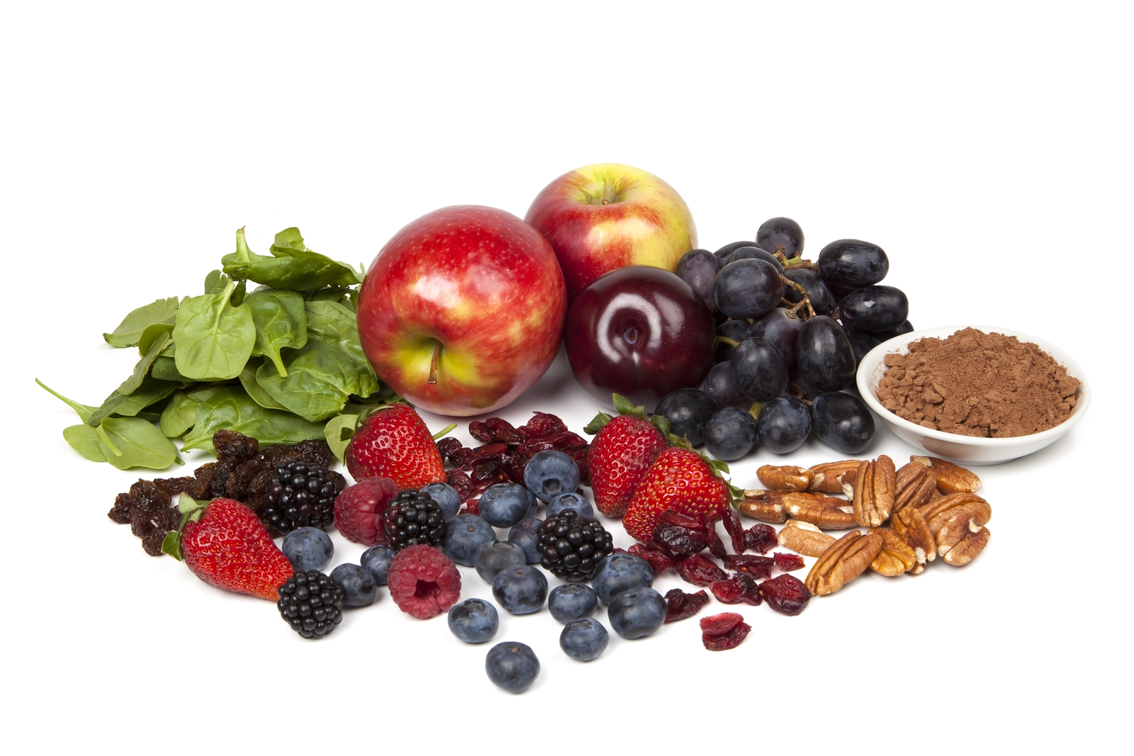 What Foods Contain Polyphenols