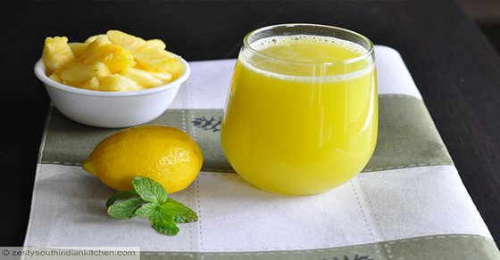 lemon-and-pineapple-shift-the-bodys-ph-in-your-favor