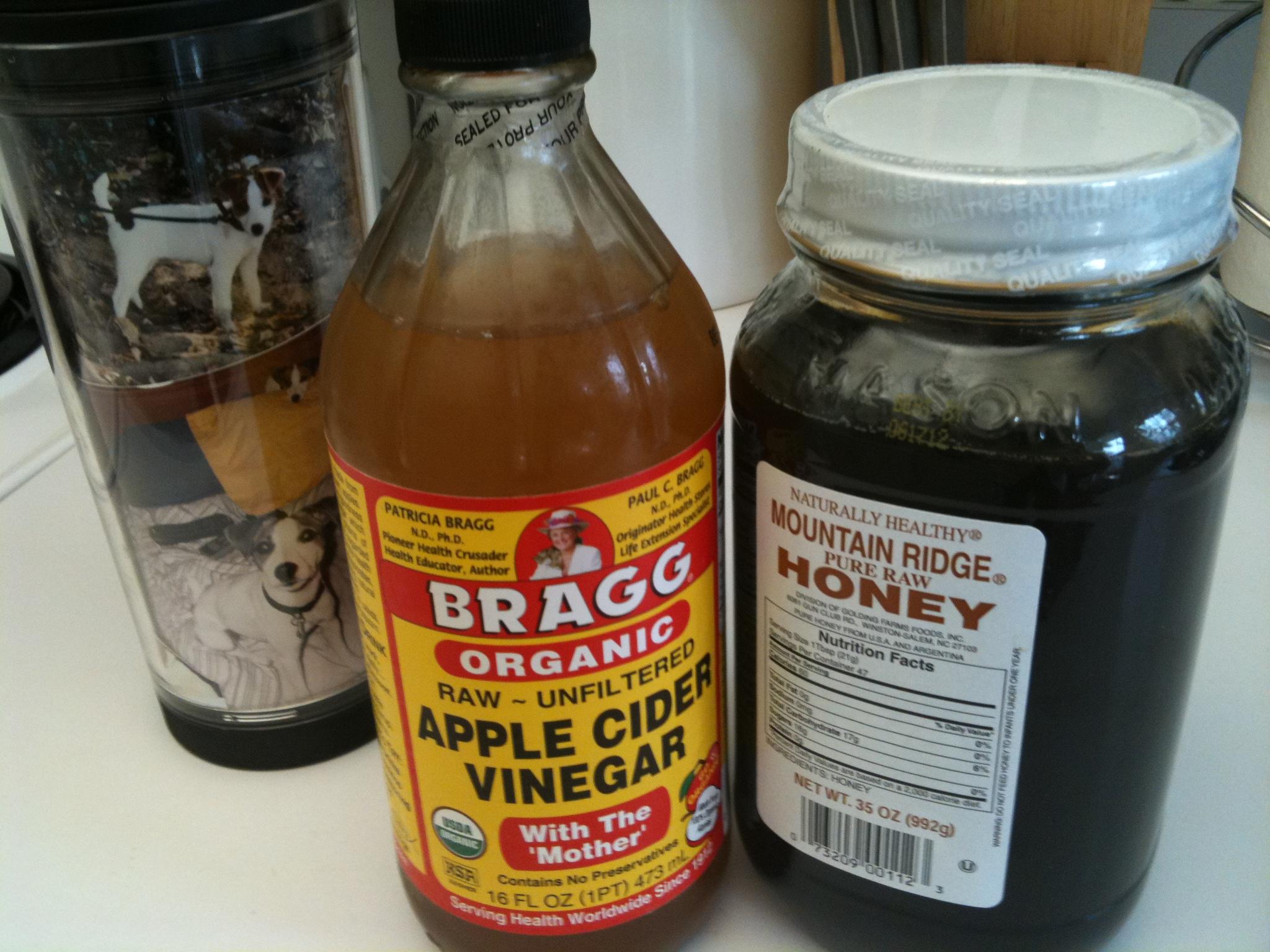 Honey Amp Apple Cider Vinegar Powerful Combination To