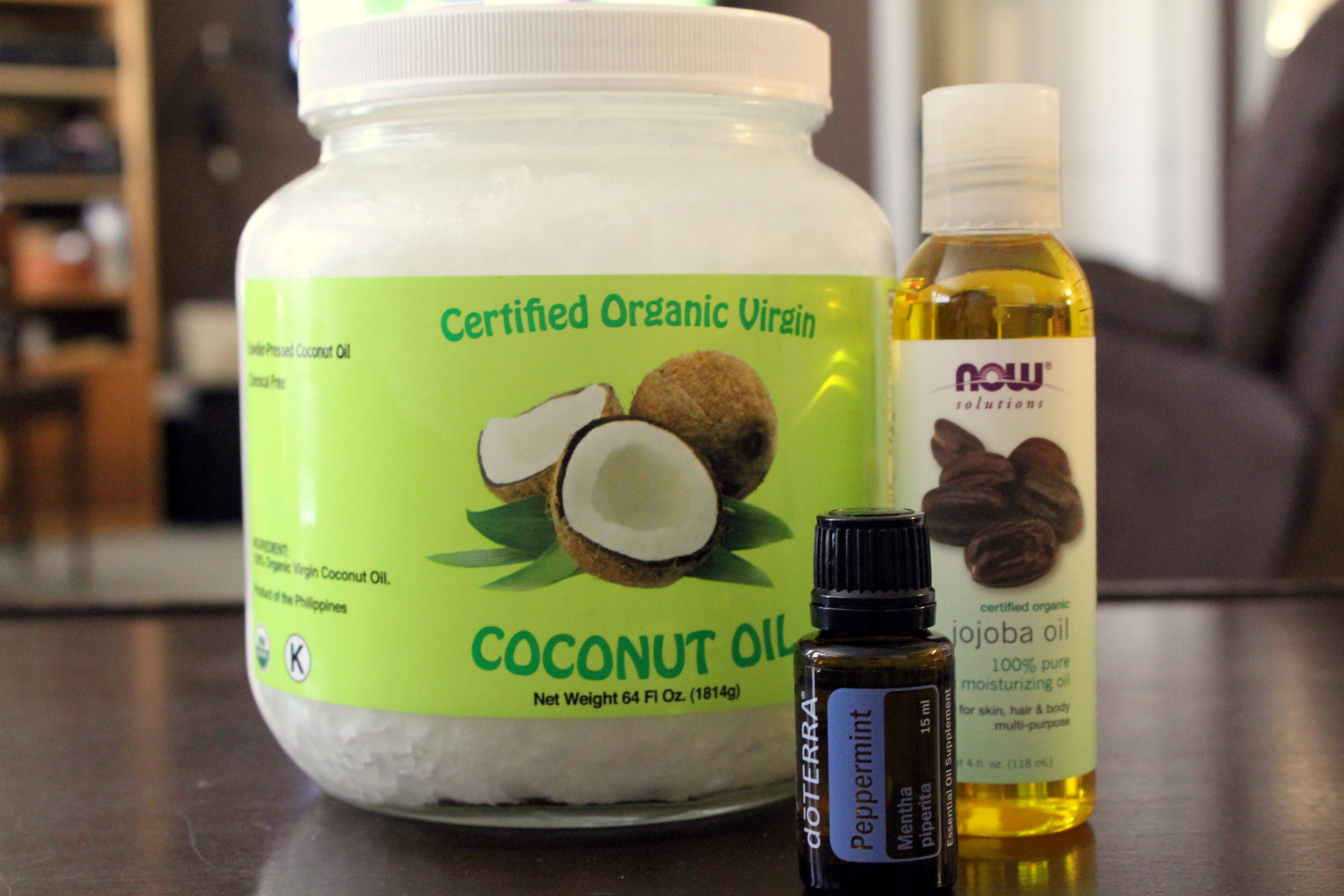 Can You Leave Coconut Oil In Dog Hair