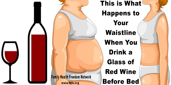 This Is What Happens To Your Waistline When You Drink A