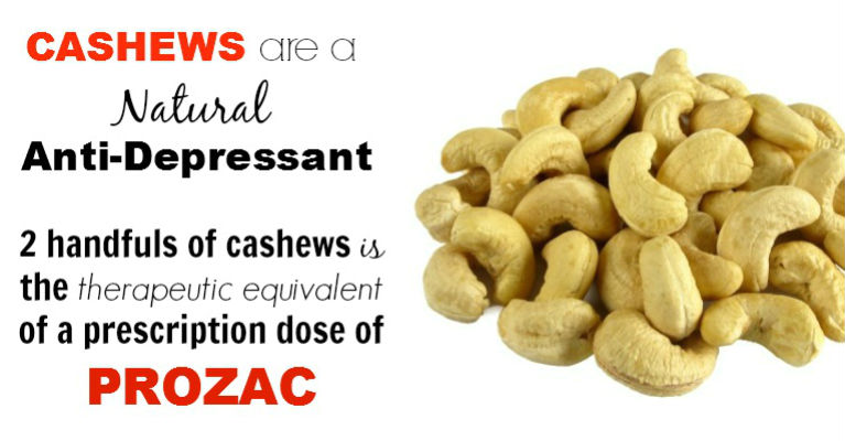 Image result for Cashew Nutrition: Absolute The Best Treatment For Depression Without Medication