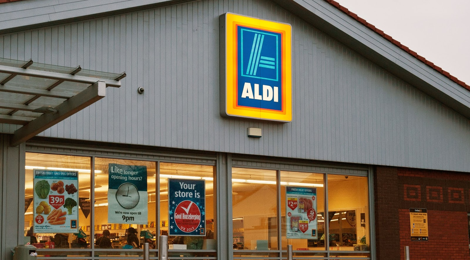 Health Of Aldi Food Stores