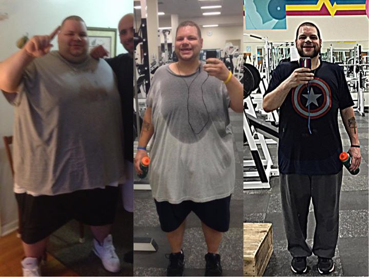 most dramatic weight loss