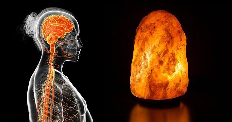 Salt Lamps Negative Energy : This is What Happens to Your Lungs, Brain And Mood When You Get a Himalayan Salt Lamp