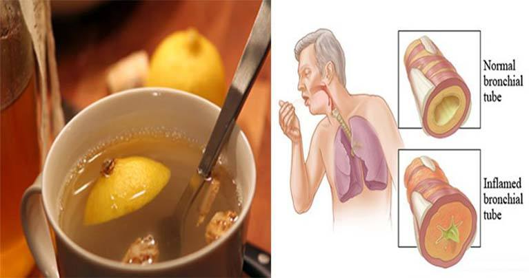 how to get rid of mucus on lungs with onion