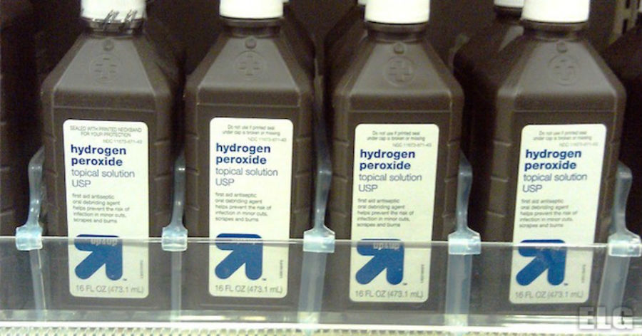 Image result for Hydrogen Peroxide and Cancer: This is What You Must know!