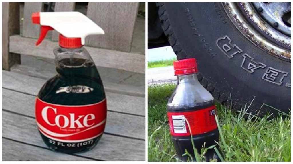 Image result for More Than 15 Practical Uses For Coca Cola. This is a Proof That Coke Does Not Belong In The Human Body!
