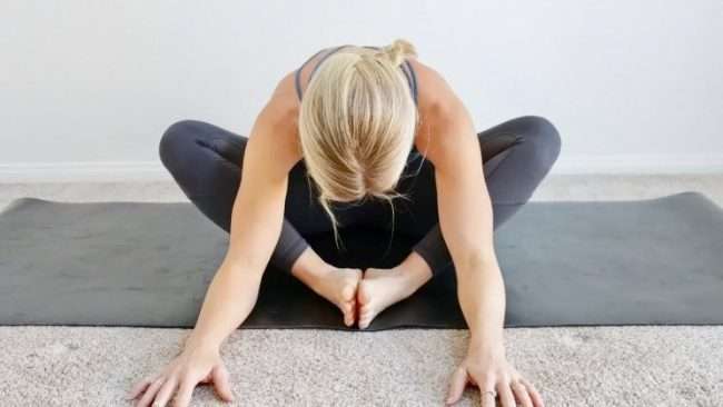 7 Intensely Soothing Yin Yoga Poses to Calm Anxiety