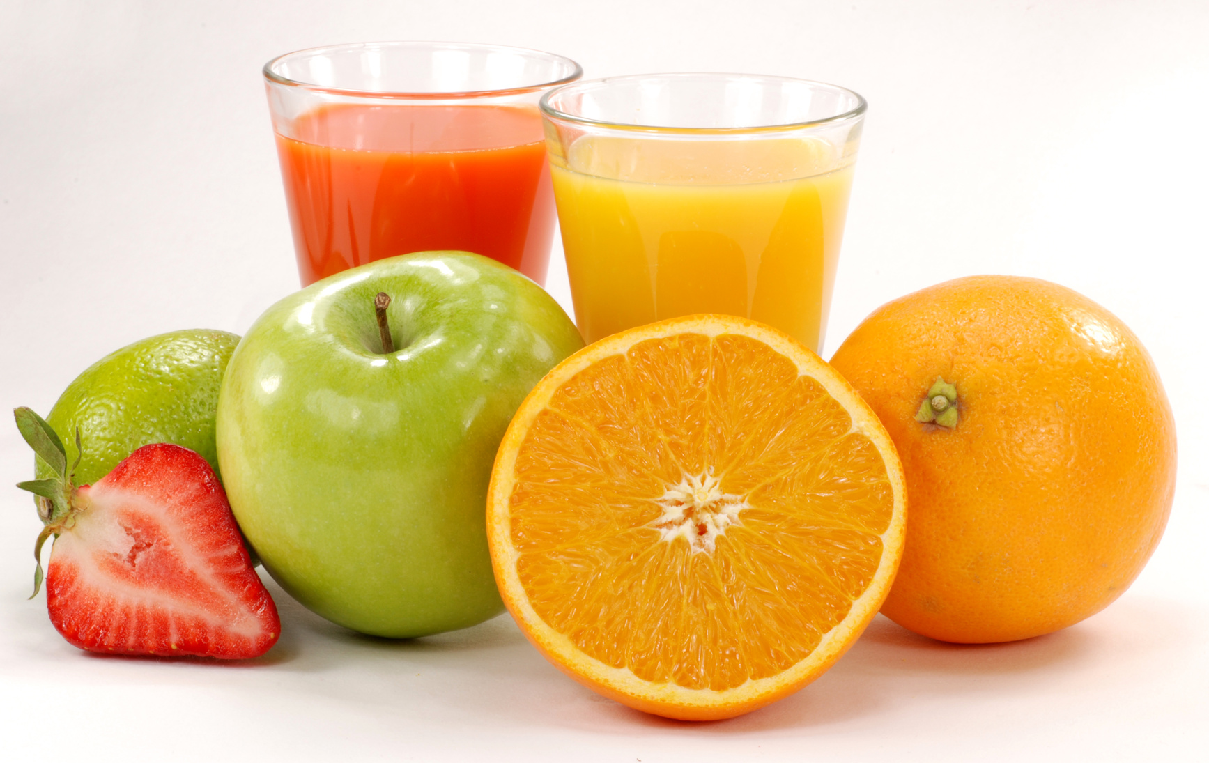 Fruit And Vegetable Juices Healthy Food House