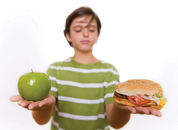 Healthy Food Choices For Adolescents