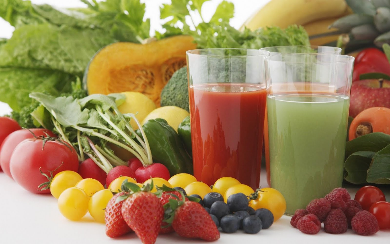 15 Fruits & Vegetables Juice Recipes - Healthy Food House