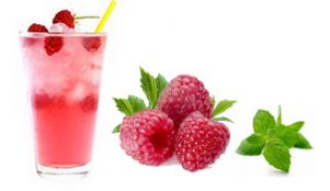 Raspberry Amp Mint Infused Water Healthy Food House