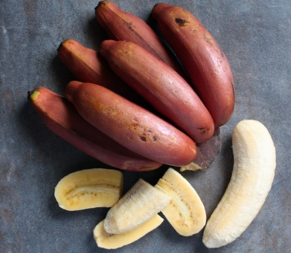 Red Bananas - Nutrition Facts & Health Benefits - Healthy ...