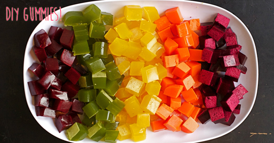 How To Make Healthy Gummy Candy At Home