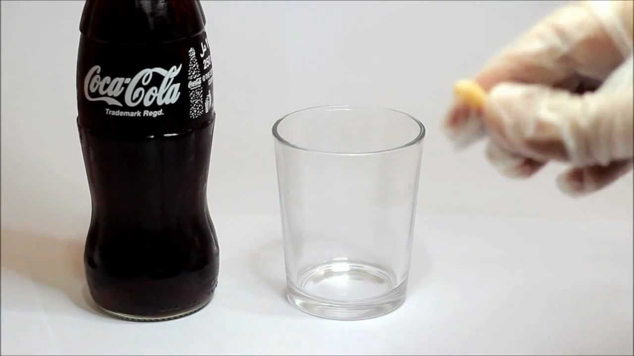 What Happens To A Tooth If You Leave It In Coca Cola For
