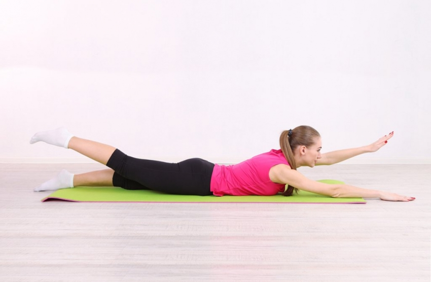 Top 10 Exercises to Strengthen Your Back and Reduce Back ...