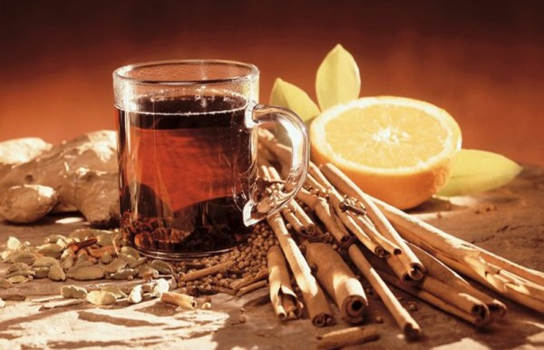 Ginger, Honey And Cinnamon Tea For Weight Loss - Healthy ...