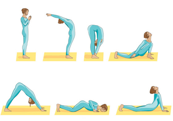 The Best 7 Yoga Poses to Lose Weight Fast – Highly Effective