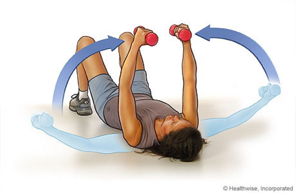 Exercises to Firm and Lift the Breasts