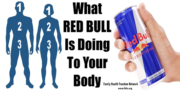 How Your Body Reacts To Drinking Red Bull You Will Never