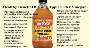 How to incorporate apple cider vinegar into your beauty