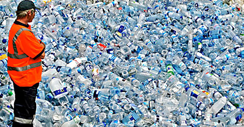 5076ece610 San Francisco Becomes First City To Ban The Sale Of Plastic Bottles