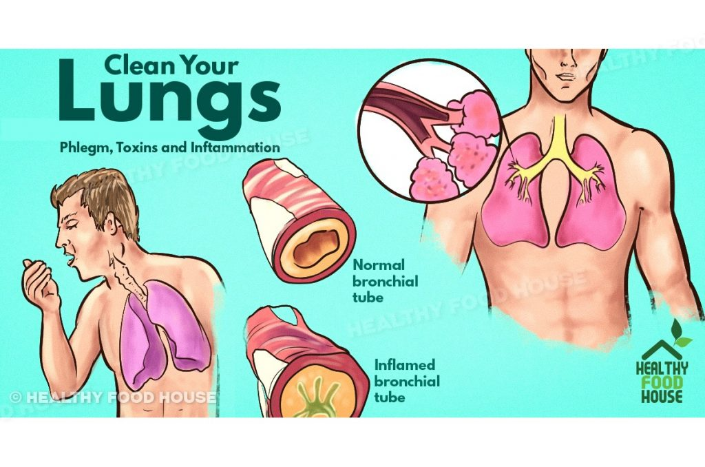 How To Get Rid Of Phlegm And Mucus In Chest  U0026 Throat