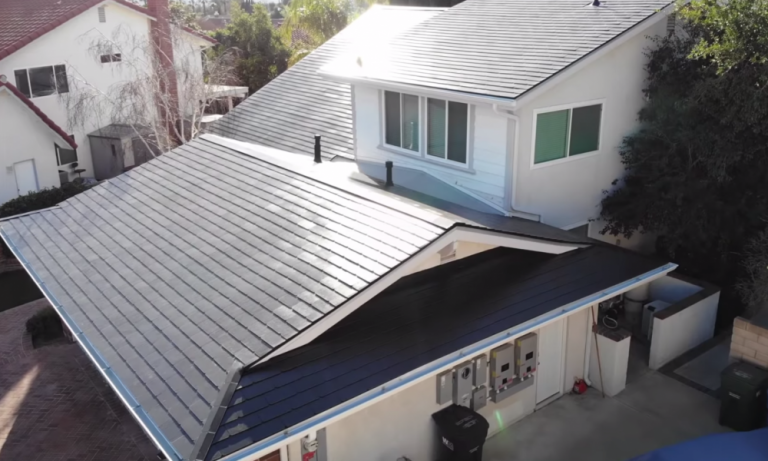 Tesla's New Solar Roof Will Be As Cheap As A Shingle Roof And Electric Bill