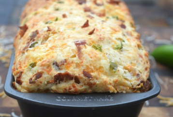 Bacon Cheese Jalapeno Bread